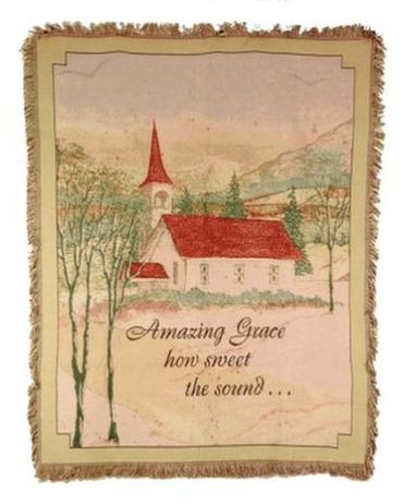 Amazing Grace - Red Church