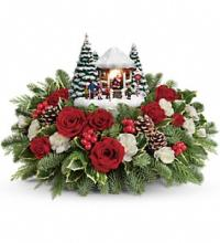 THOMAS KINKADE\'S JOLLY SANTA - 2016