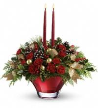 *Holiday Flair Centerpiece