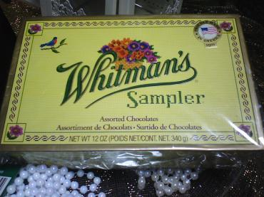 whitman\'s Sampler