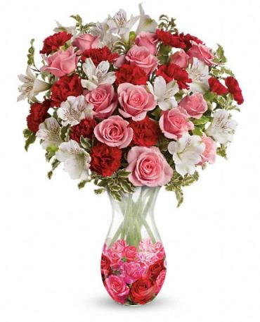 *Rosy Posy Bouquet